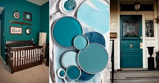 Teal 12 Timeless Paint Colors