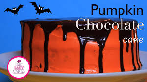 Nerdy Nummies Halloween Special by Halloween Special Pumpkin Chocolate Cake Youtube