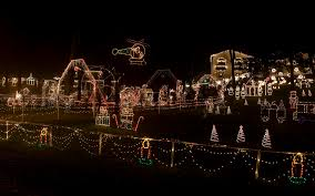 Bellevue Singing Christmas Tree by 2017 Christmas Lights Displays In Nashville And Middle Tennessee