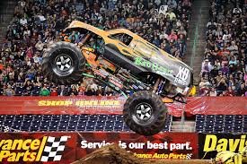 Monster Trucks Revved To Take Over Huntington Center - The Blade