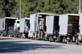100 Warner Truck Center FilmLA Shows Largest Quarterly Drop In LAarea Production In