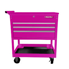 Tool Box Style Dresser by The Original Pink Box