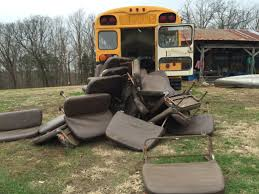 Diy Remove A Camper Jack by Removing Bus Seats How To Remove Buses And Buses