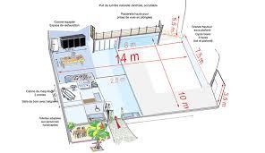 planificateur de cuisine planificateur de cuisines norme hauteur
