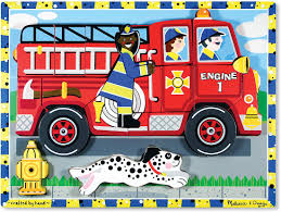 Fire Truck Chunky Puzzle - Fun Stuff Toys Melissa Doug Fire Truck Sound Puzzle Wooden Peg With 4 Kids Books Toys Orchard Big Engine 20piece Floor 800 Hamleys Particles Toy Eeering Fire Truck Aircraft Children Toy Vehicle Set Accsories Old World Amish Andzee Naturals Baby Vegas Lena 6 Pcs Babymarktcom Melissa And Doug Fire Truck Chunky Puzzle Puzzles Shop By Category Djeco Harmony At Home Childrens Eco Boutique Shop The Learning Journey Jumbo Rescue Creative Wooden Puzzle On White Royaltyfree Stock