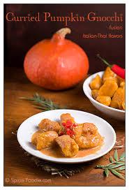 Pumpkin Gnocchi Recipe by Curried Pumpkin Gnocchi Vegetarian U2013 Spicie Foodie