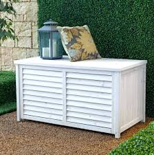 modern outdoor storage bench benches modern outdoor storage