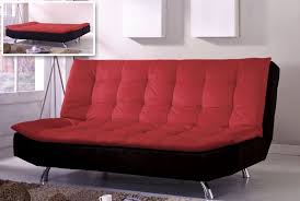 Kebo Futon Sofa Bed A by Furniture Elegant Metal Frame Black Futon Sofa Bed With Tall