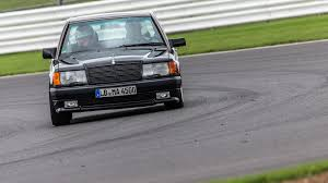 50 Years AMG Driving The Mercedes 190E 3 2 AMG