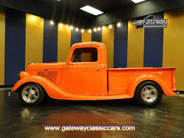 1935 Ford Pickup For Sale - Gateway Classic Cars | Dream Cars ... Buddy L Trucks Sturditoy Keystone Steelcraft Free Appraisals Gary Mahan Truck Collection Mack Vintage Food Cversion And Restoration 1947 Ford Pickup For Sale Near Cadillac Michigan 49601 Classics 1949 F6 Sale Ford Tractor Pinterest Trucks Rare 1954 F 600 Vintage F550 At Rock Ford Rust Heartland Pickups Bedford J Type Truck For 2 Youtube Cabover Anothcaboverjpg Surf Rods