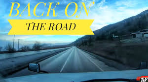 My Trucking Life - BACK ON THE ROAD - #1594 - YouTube