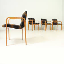 100 Birch Dining Chairs Four In Plywood 79180
