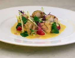 modern cuisine recipes recipe coronation chicken cold modern version
