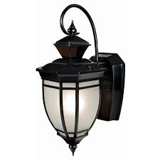 shop secure home camdyn 16 3 in h black motion activated outdoor