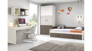 chambre enfants complete chambre enfant complete moderne avec lit gigogne glicerio so nuit