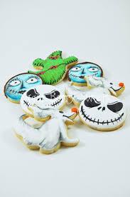 Nightmare Before Christmas Zero Halloween Decorations by Nightmare Before Christmas Decorated Sugar Cookies Oogie