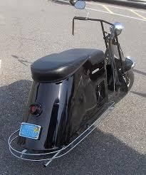Vintage Motor Scooters