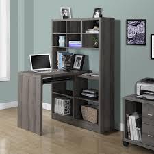 Furinno Computer Desk 11193 by Mia Bookcase Desk Taupe Youtube