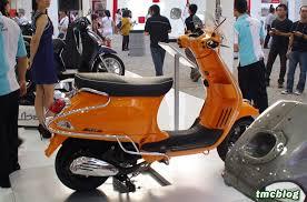 Banyak Yang Unyu Di Booth Piaggio PRJ 2012 LX150 Ie Dijual 225 Juta Lho 15 June