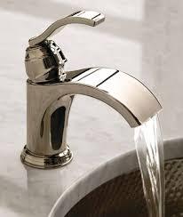 Kohler Karbon Faucet Gold by Decorating Classy Design Of Kohler Faucet For Alluring Bathroom