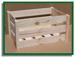 This Wooden Crate Is 24 X 16 12 Deep Inside A