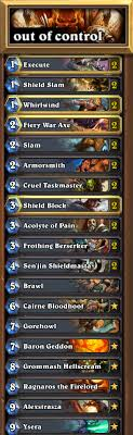 how to control warrior blizzpro s hearthstone