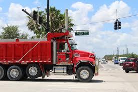Amid Complaints, Police Increase Patrols For Aggressive Dump Trucks ...