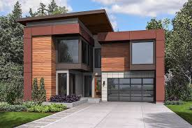 100 Modern House Architecture Plans Narrow Lot Plan 23703JD Architectural Small Designs