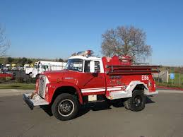 100 Brush Fire Truck International Loadstar Fire TruckMiddle Falls Department Had
