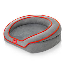 Bolster Dog Bed by Brindle Pet Products
