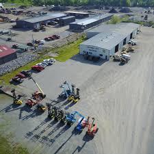 100 National Lift Truck Service Machine Company