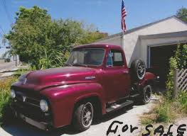 100 1953 Ford Truck For Sale F100 For Sale 2215092 Hemmings Motor News
