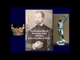 Autobiography Of Benvenuto Cellini Vol 1 Part 1558 1728