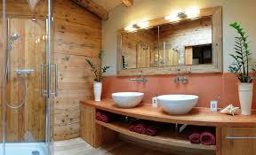 badezimmer in massivholz raimund tschol holzbau anstalt
