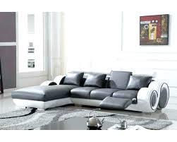 canapé gris et blanc pas cher canape avec meridienne pas cher canape d angle blanc conforama