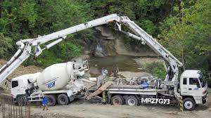 WOW!! Ready Mix Concrete Pump Truck Working On Steep Site - YouTube Concrete Pumper Antique And Classic Mack Trucks General Discussion Fileconcrete Pumper Truck Denverjpg Wikimedia Commons The Worlds Tallest Concrete Pump Put Scania In The Guinness Book Of Sany America Pump Truck Promo Youtube Mounted Pumps Liebherr Mixer Pumps Stock Photos Images Operators Playground 96 Company Pumperjpg Lego Ideas Product Ideas China 46m Mounted Dump On Chassis Royalty Free Cliparts Vectors