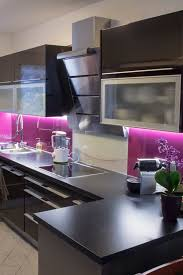 küchen rückwand verglasungen egger glas