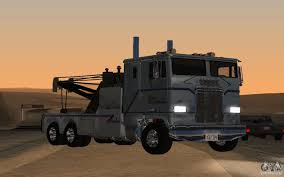 Kenworth K100 Towtruck For GTA San Andreas