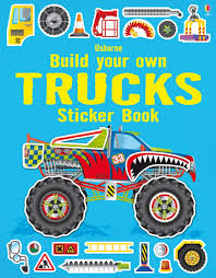"Build Your Own Trucks Sticker Book"" At Usborne Children's Books 367 Custom Stickers Itructions To Build A Lego Fire Truck Fdny Wall Decal Removable Sticker For Boys Room Decor Whosale Universal Car Stickers Whole Body Flame Vinyl Department Bahuma Holidays Fire Truck Stickers Preppy Prodigy Dragon Ball Figure Eeering Toy Ming Childrens Mini Firetruck Cout Set Of 96 Engine Monthly Baby Photo Props Sandylion Fireman Ladder Dalmation Dalmatian Dog Water New Replacement Decals For Little Tikes Cozy Coupe Ii"