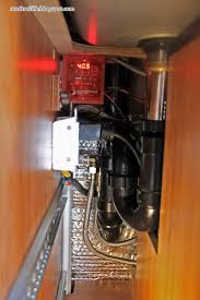 Under Sink Recirculating Pump by Roadtrek Modifications Mods Rv Upgrades Modificatios