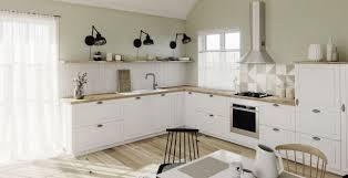 offene küche durch perfekte planung zum wohlfühlort blanco