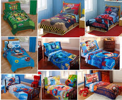 Toddler Bed Boy Bedding Sets