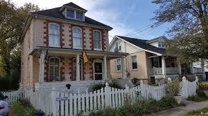 100 Dorr House Hyattsville Historical Properties