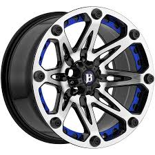 100 Cheap Rims For Trucks Blue Truck Wheels Blue Truck Custom Blue SUV Truck Wheels
