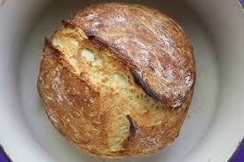 Fastest No Knead Bread