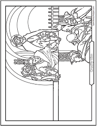 Jesus Is Condemned To Death Lent Coloring Page