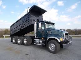 Tri-Axle Steel Dump Trucks For Sale - Truck 'N Trailer Magazine