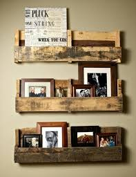 DIY Pallet bookshelf ideas – cool pallet furniture designs