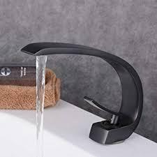 beelee bl9006b gebürstete bronze schwarz bad waschbecken