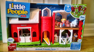Fisher-Price Little People: Timeless Classics {Giveaway} - Fab ... Vintage 1981 Fisherprice Farm Silo 915 4th Generation Green Joey Arnold Things Steemit Fisher Price Little People Sounds Barn Animals Farmer Playset Timeless Classics Giveaway Fab Toy Lunch Box With Thermos 1962 Price Farm Set On Pinterest Fisher Amazoncom Pop Up Toys Games Early 1960s Circus Ebth 1993 5826 Poppin Pals Tractor Play Family Goodwill Hunting 4 Geeks Pday Friday Week Is A Thing Now Pt1 The Worlds Most Recently Posted Photos By Yelwblossomm Flickr